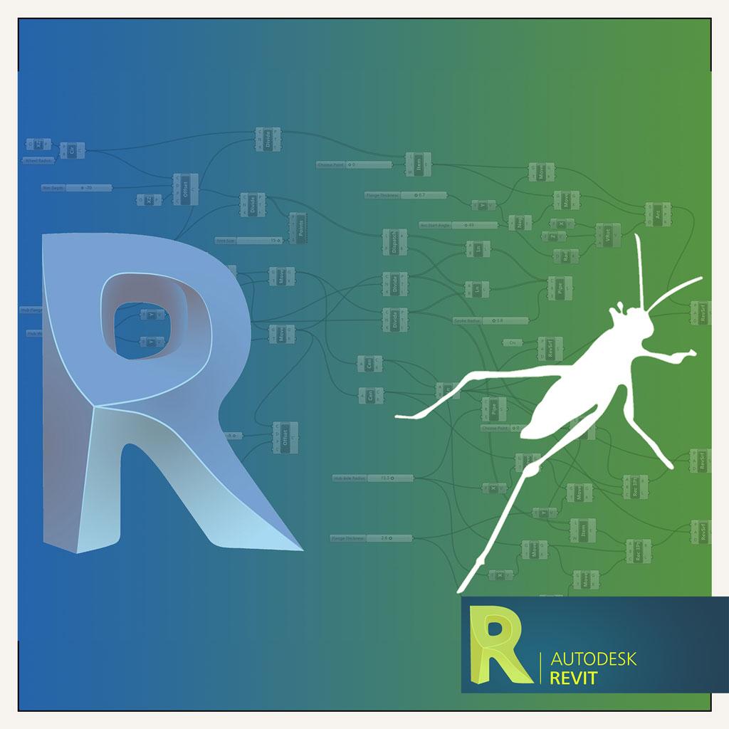 از Grasshopper به Revit