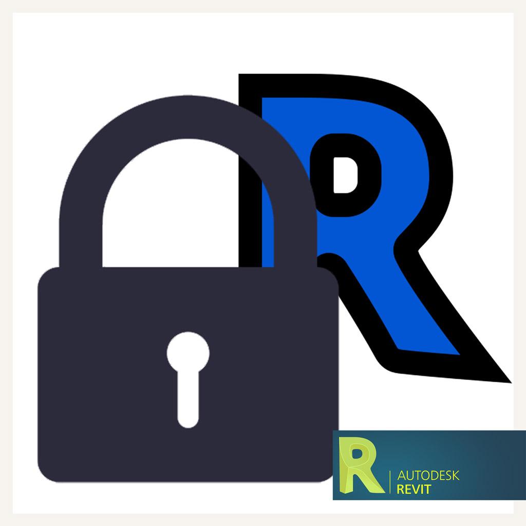 قفل کردن پروژه های Revit