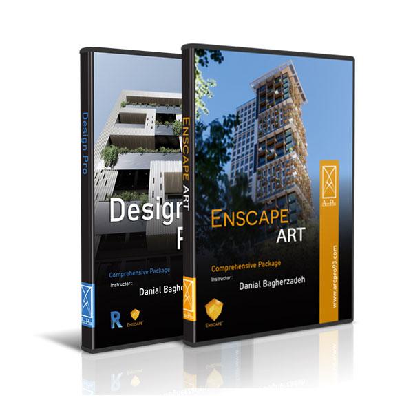 پیشنهاد ویژه Revit + Enscape