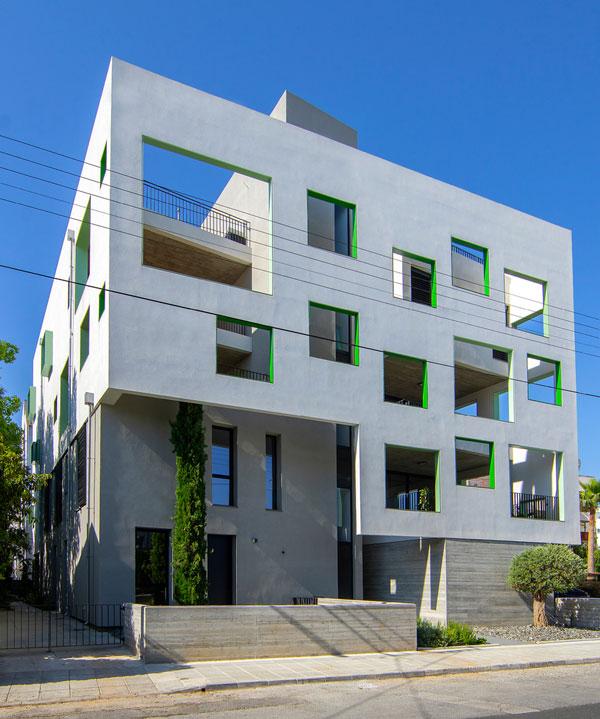 مجتمع مسکونی چند واحدی Nicosia