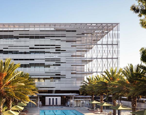 ساختمان اداری WE3