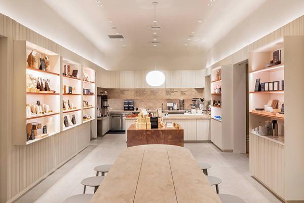 جدیدترین فروشگاه شکلات دندلیون