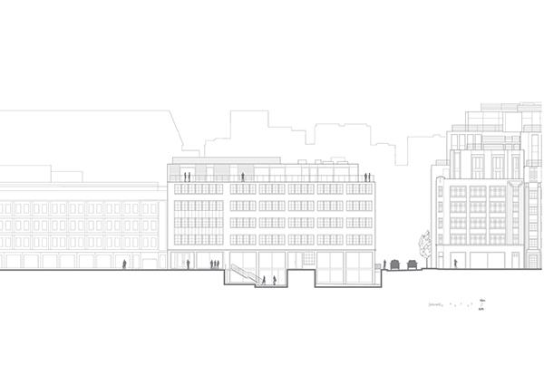پروژه 80 Charlotte Street