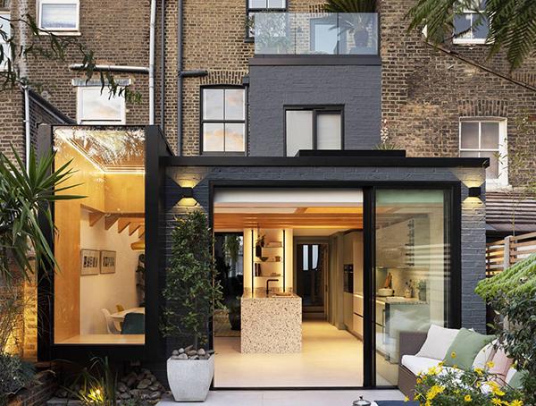 خانه ای برای یک باغبان