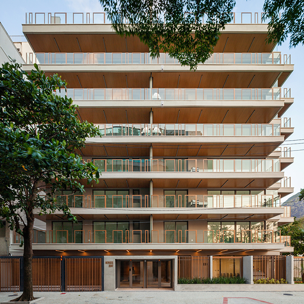 آپارتمان Borges 3647
