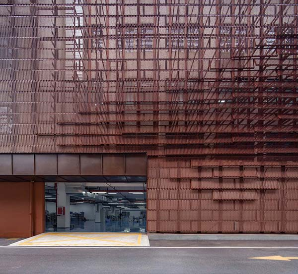 نوسازی پارک صنعتی SMOORE Liutang