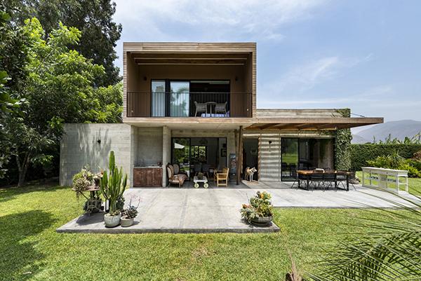 خانه Pachacamac