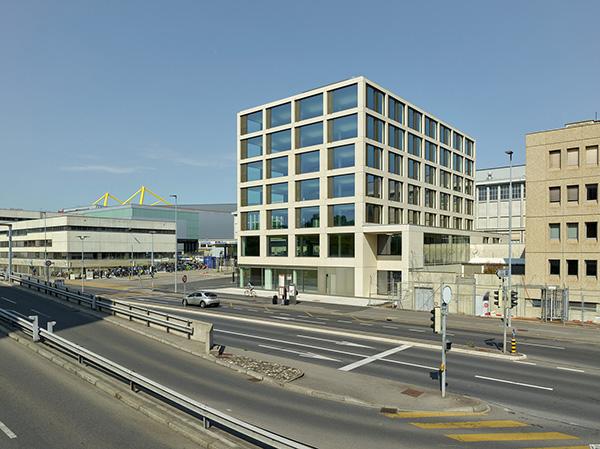 ساختمان اداری Pré-Bois