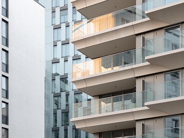 آپارتمان های Koenigstadt – Quartier