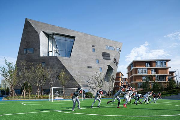 مدرسه بین المللی Shanghai Qingpu Pinghe