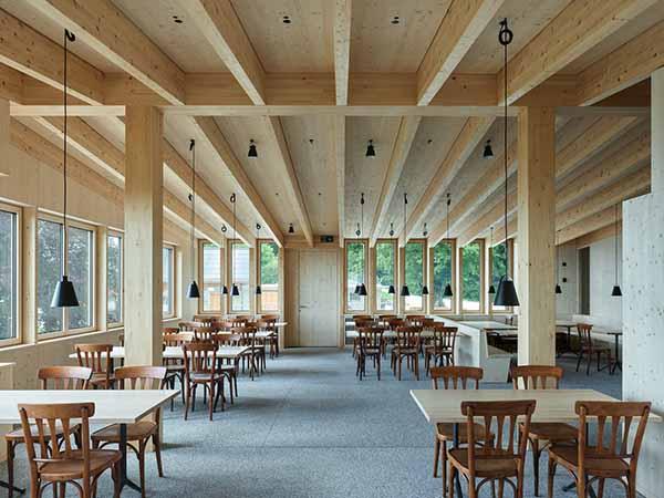 رستوران Lagern Hochwacht