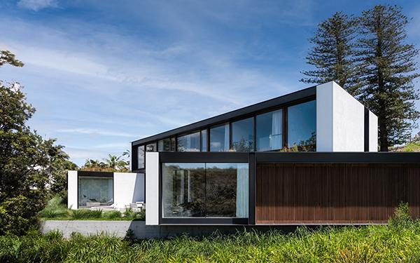 خانه ساحلی Collins