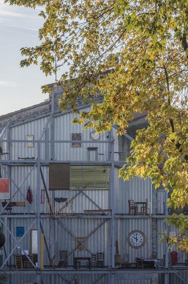 ساختمان Habitare
