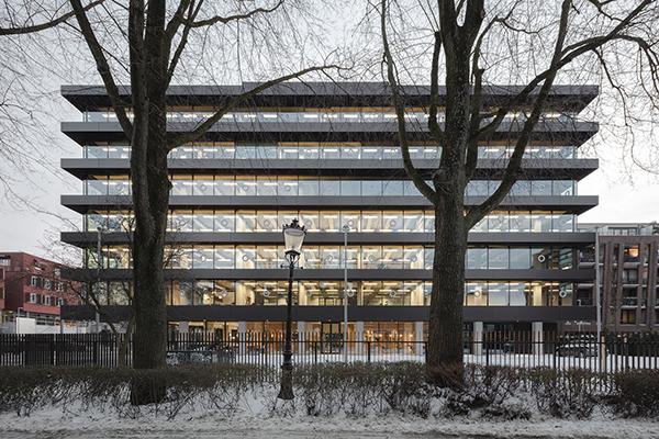ساختمان اداری De Walvis