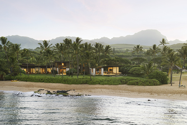 اقامتگاه ساحلی Hale Nukumoi
