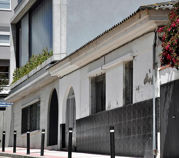 خانه ای در محله ی Casas Baratas
