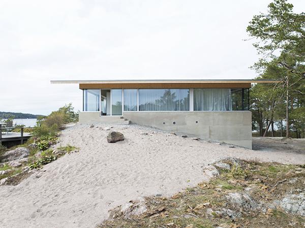خانه Lilla Rågholmen