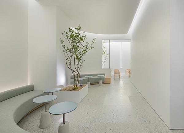 پروژه طراحی کافه Sage VIP