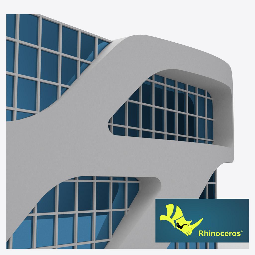 مدل سازی از اسکیس در راینو