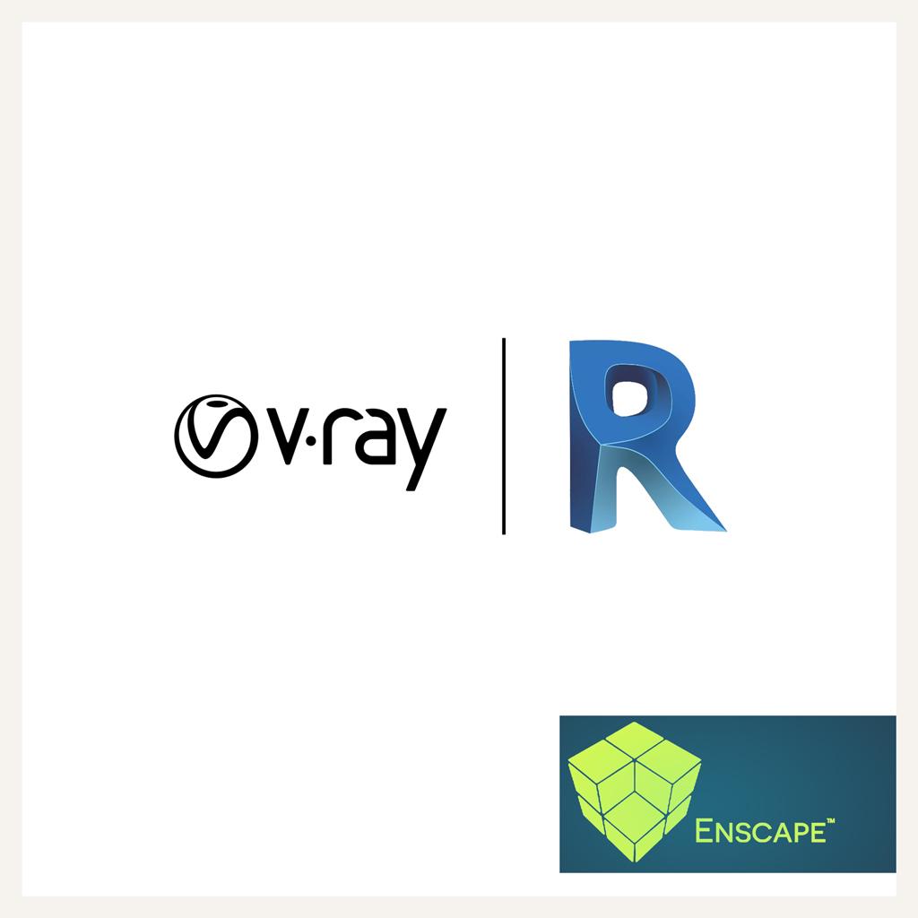 معرفی و آموزش مقدماتی پلاگین رندر V-ray Revit