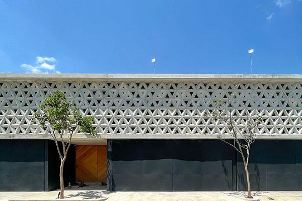 خانه Ananda ؛ آسایش فضایی با فرمول های هندسه مقدس
