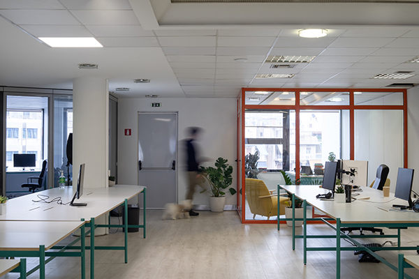 دفتر کار Orfium