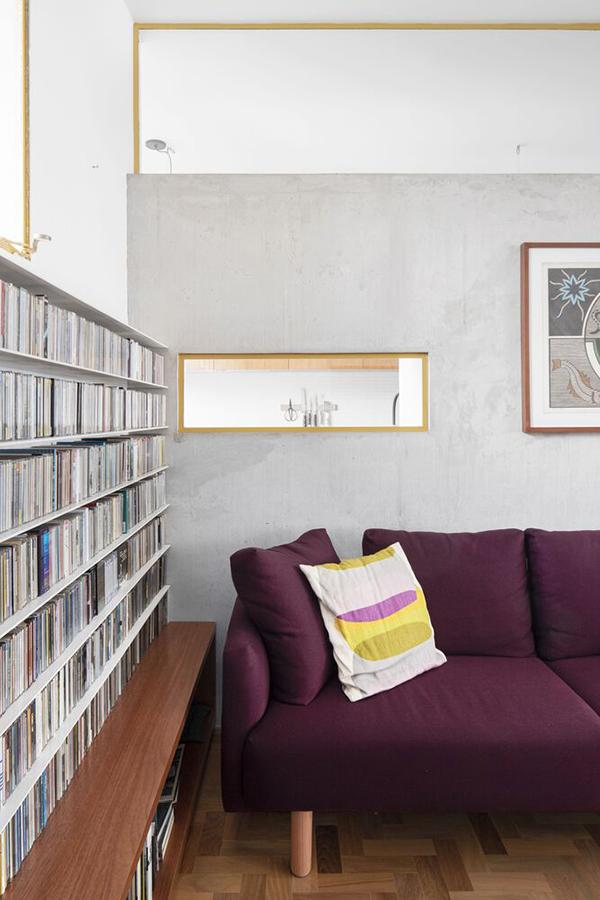 آپارتمان Louveira