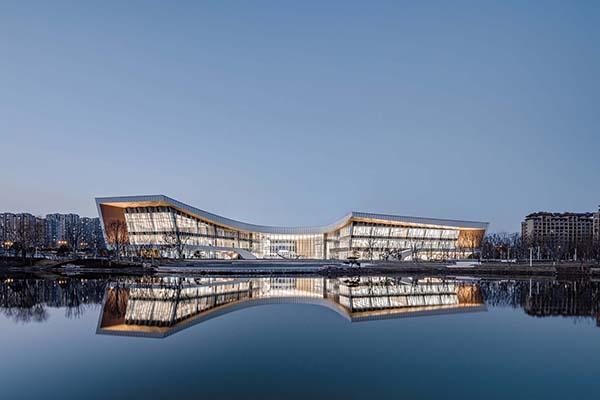 مرکز فرهنگ عمومی Nantong