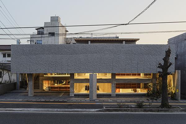 ساختمان Oharasando